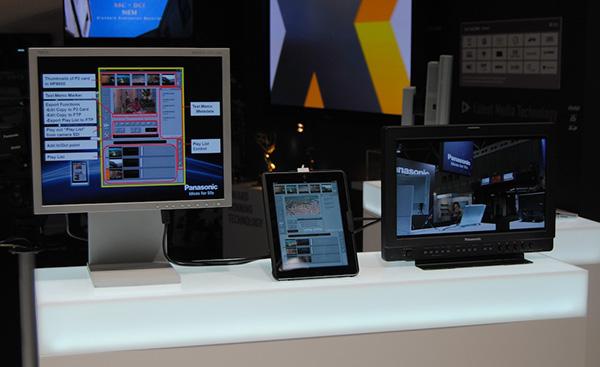 Panasonic-Wireless-Editing