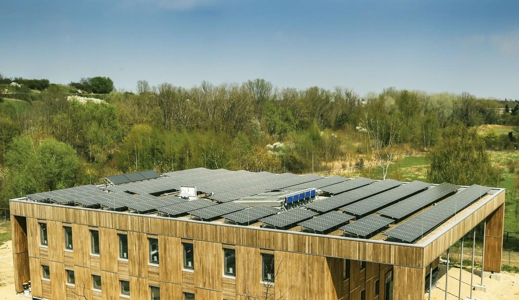 Placas solares Berlín