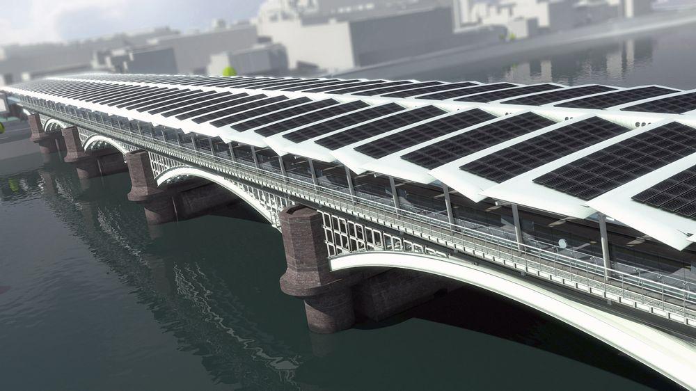 Puente solar
