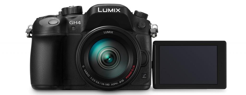 Nueva Lumix GH4