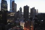 NYC por la noche se convierte en otra ciudad