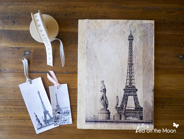 Transferir una fotograf a a madera o lienzo una forma for Fotos en madera