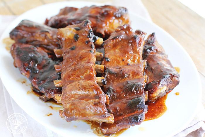 Costillas a la miel www.cocinandoentreolivos.com (4)