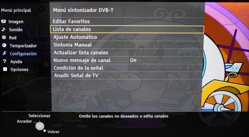 Lista de canales hd amazonas