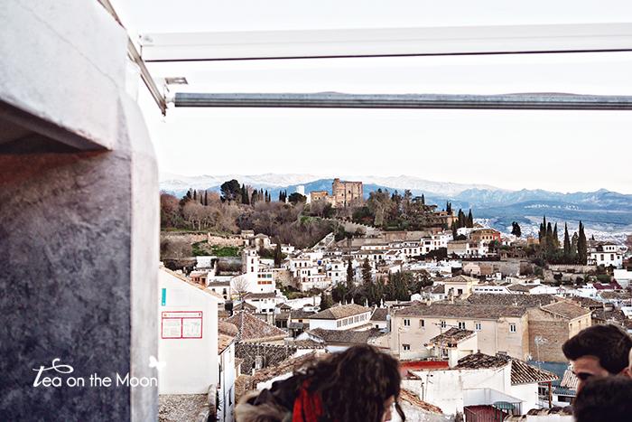 Granada Albaycin teteria