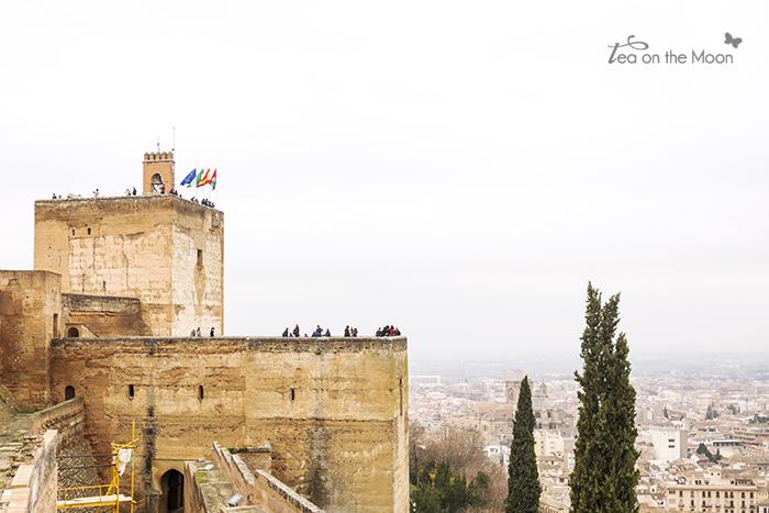 Granada l'Alhambra 1