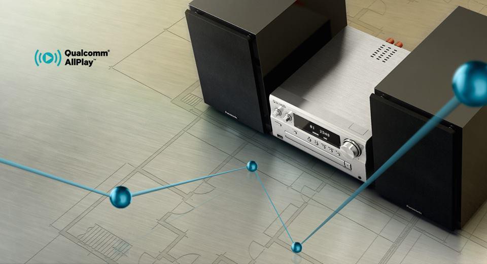 Sonido de alta calidad y conectividad