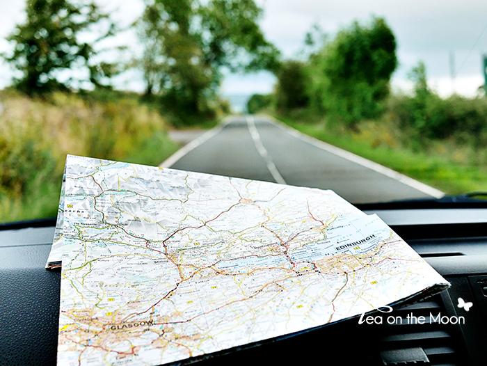 Escocia-ruta