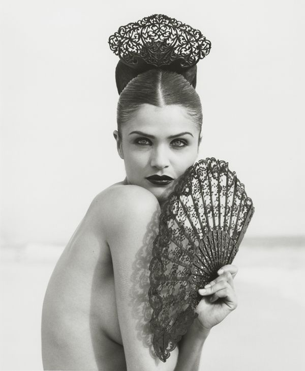 helena por Herb Ritts