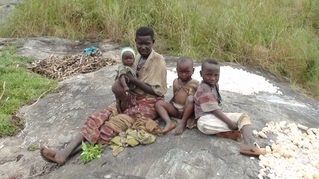 Donation for DRC education helping families