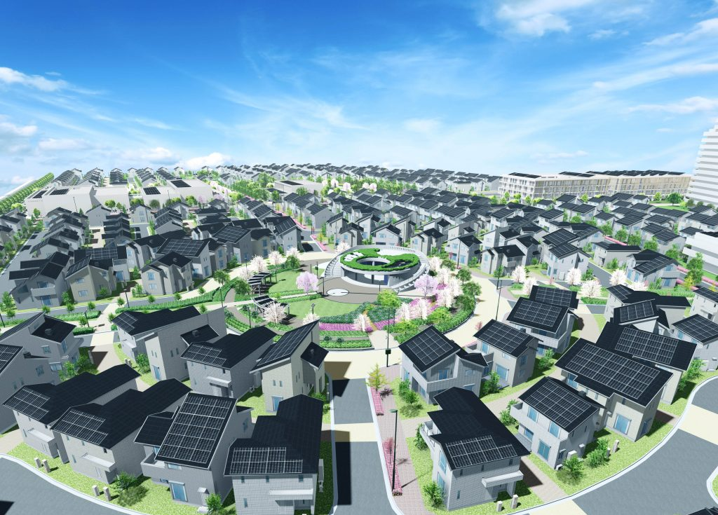 Fujisawa Smart Sustainable Town 6