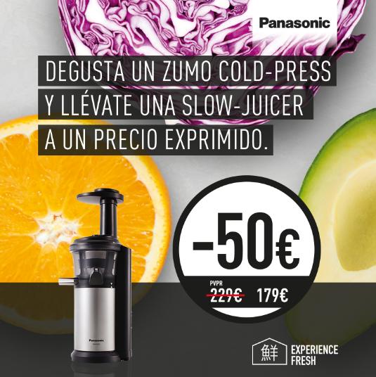 5 euros menos slow juicer
