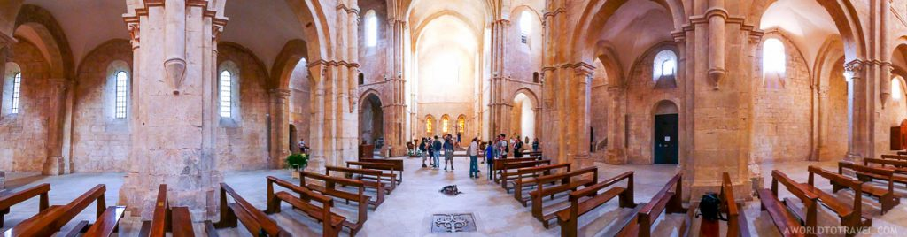 Abadia de Fossanova - Via Francigena - Italian Wonder Ways - A World to Travel-97