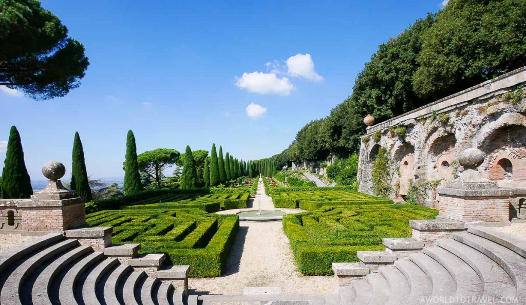 Castel Gandolfo - Via Francigena - Italian Wonder Ways - A World to Travel-177