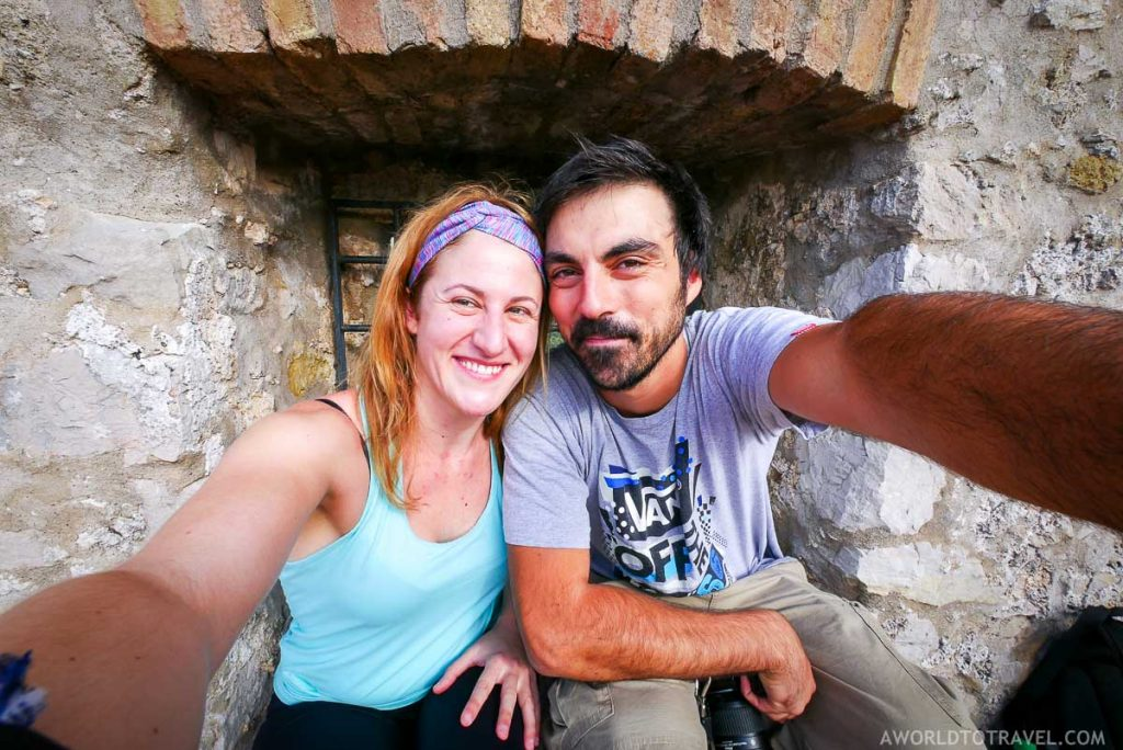 Inma y Jose - Via Francigena - Italian Wonder Ways - A World to Travel-26