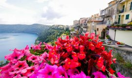 Vistas desde Castel Gandolfo - Via Francigena - Italian Wonder Ways - A World to Travel-183