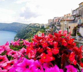 Vistas desde Castel Gandolfo - Via Francigena - Italian Wonder Ways - A World to Travel-183