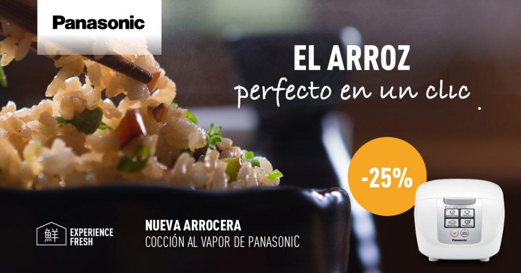 Disfruta de un 25 de descuento tu arrocera con cocci n al for Cocinar quinoa al vapor