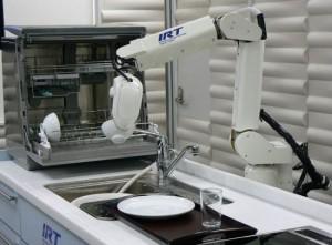 Kitchen Assistant Robot