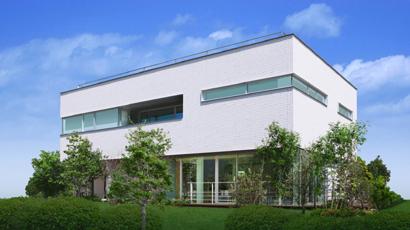 Vista exterior de Eco Ideas House