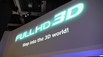 Panasonic Full HD 3D