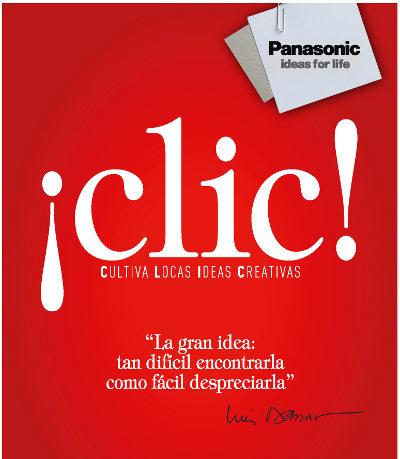 Clic Panasonic creatividad