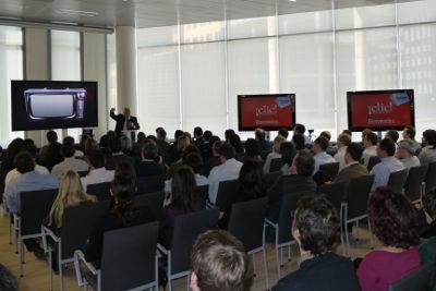 Clic Panasonic conferencia inaugural