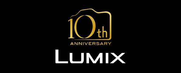 Ya van 10 años con Lumix