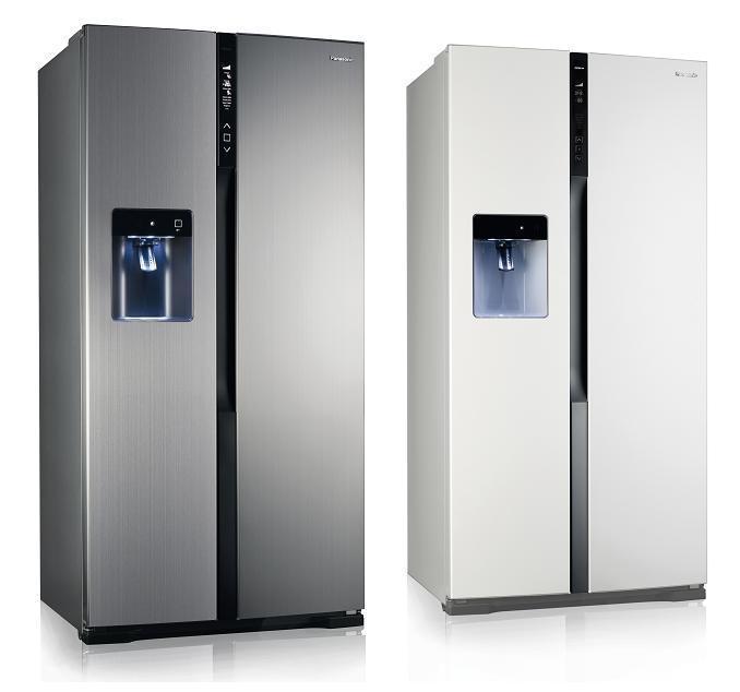 Los frigor ficos panasonic te gustan te cuidan - Nevera side by side ...