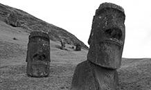 Foto del mes: Rapa Nui