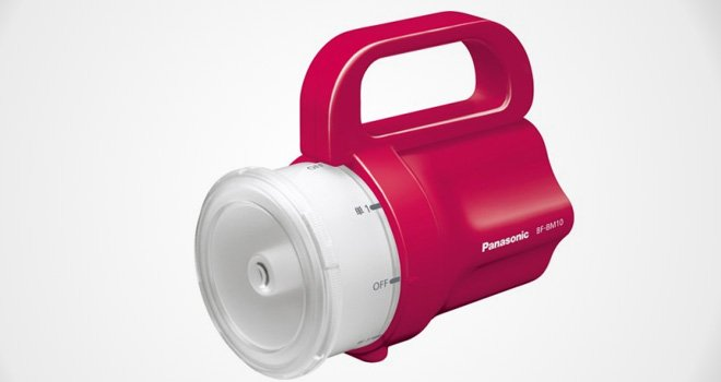 Linterna Panasonic