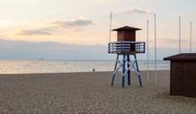No te olvides la toalla (digo, la cámara) cuando vayas a la playa