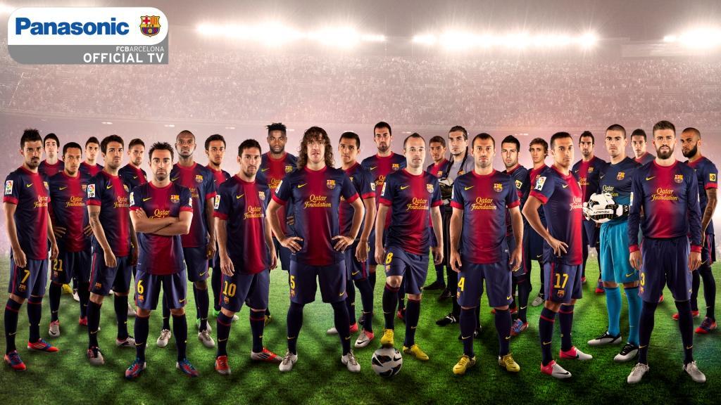 FC Barcelona - Panasonic