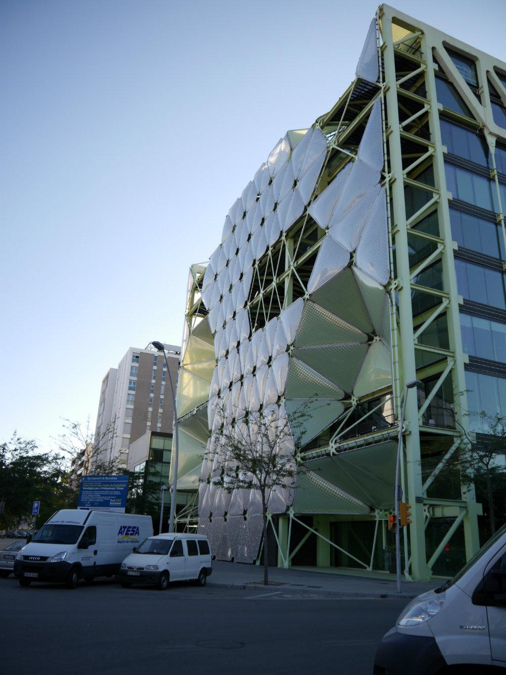 Edificio Media TIC