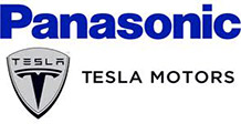 Baterías verdes Panasonic para el Tesla S EV