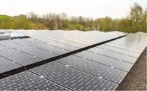 Alemania ya cuenta con su techo solar