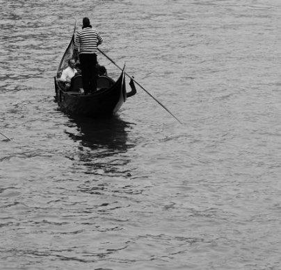 Venecia en Blanco y Negro