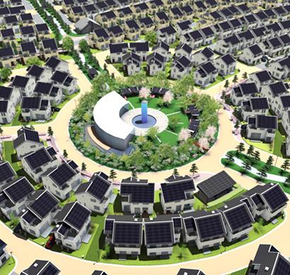 Panasonic lidera las claves de la ciudad del futuro