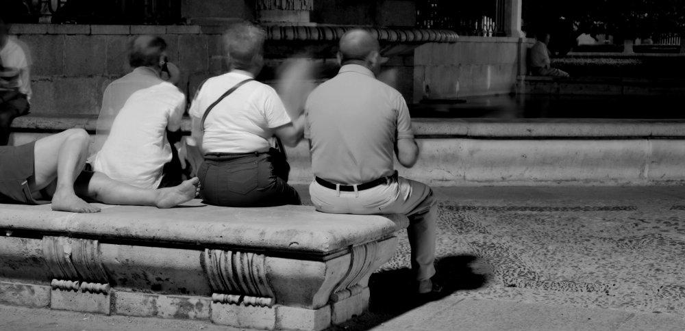 Noche de verano en Madrid