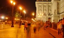 El sueño de una noche de verano madrileña