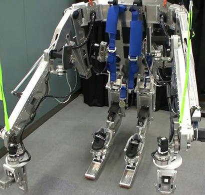 Panasonic producirá la primera armadura robótica en serie en 2015