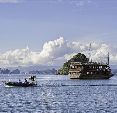Halong, la bahía de los sueños