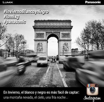 #InviernoBlancoyNegro: concurso en Instagram