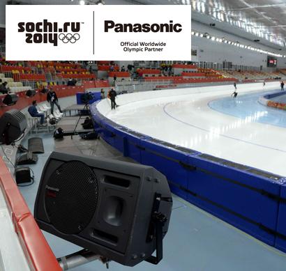 Siente la pasión con Panasonic en los Juegos Olímpicos de Sochi 2014