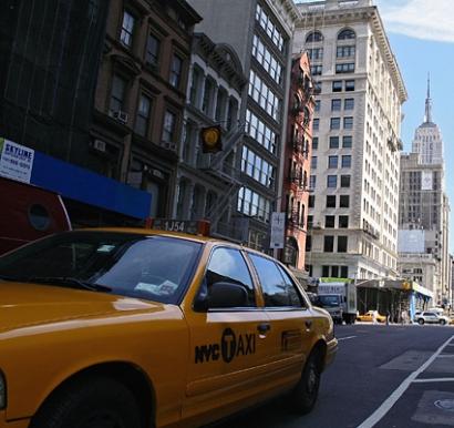 Nueva York: paseando entre rascacielos