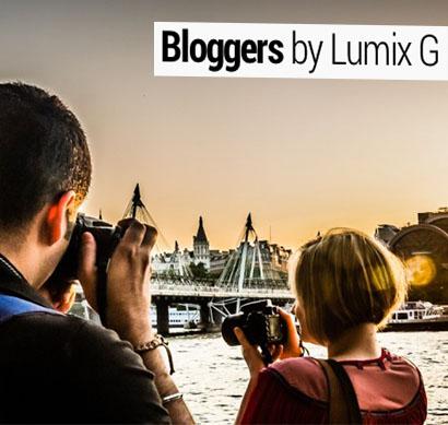 Nueva sección: Bloggers by Lumix G