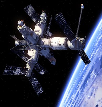 Basura espacial: un problema muy serio