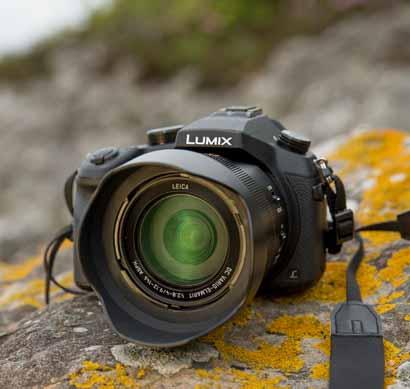 Y se hizo realidad: Llega al mercado la Lumix FZ1000, la cámara compacta con sensor MOS de 1 pulgada y 20,1 megapíxeles