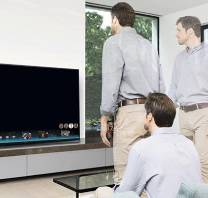 Infobar: Tu Smart TV Panasonic te reconoce y te ofrece información personalizada