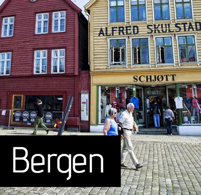 Bergen, cosas que hacer antes de embarcar